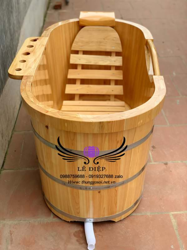 bán bồn tắm gỗ nhật trên toàn quốc