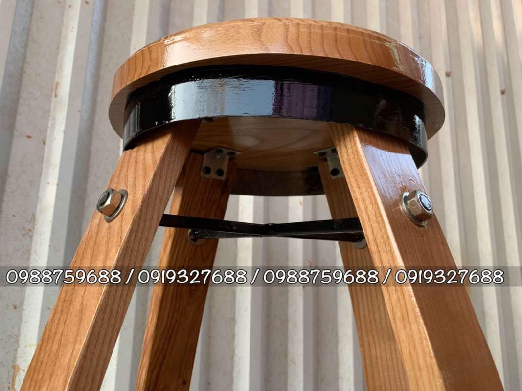 bàn ghế thùng rượu cafe