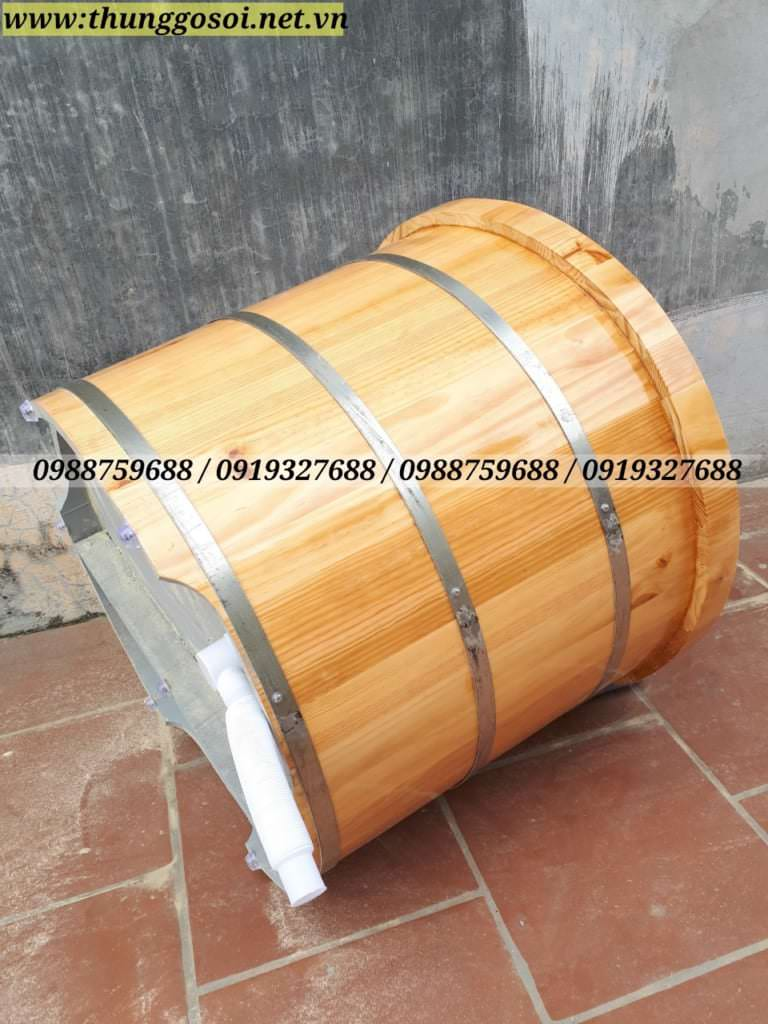 bán bồn tắm gỗ giá rẻ
