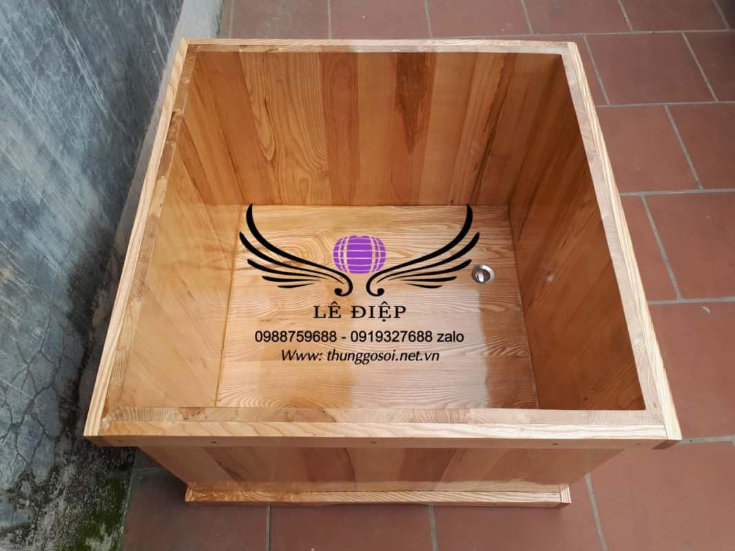 bán thùng tắm gỗ mini giá rẻ trên toàn quốc